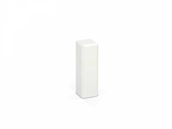Eckturm weiß 65 mm