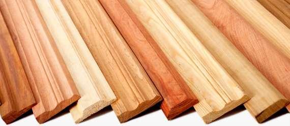 Sockelleisten Aus Massivholz Eigenschaften Der Verschiedenen