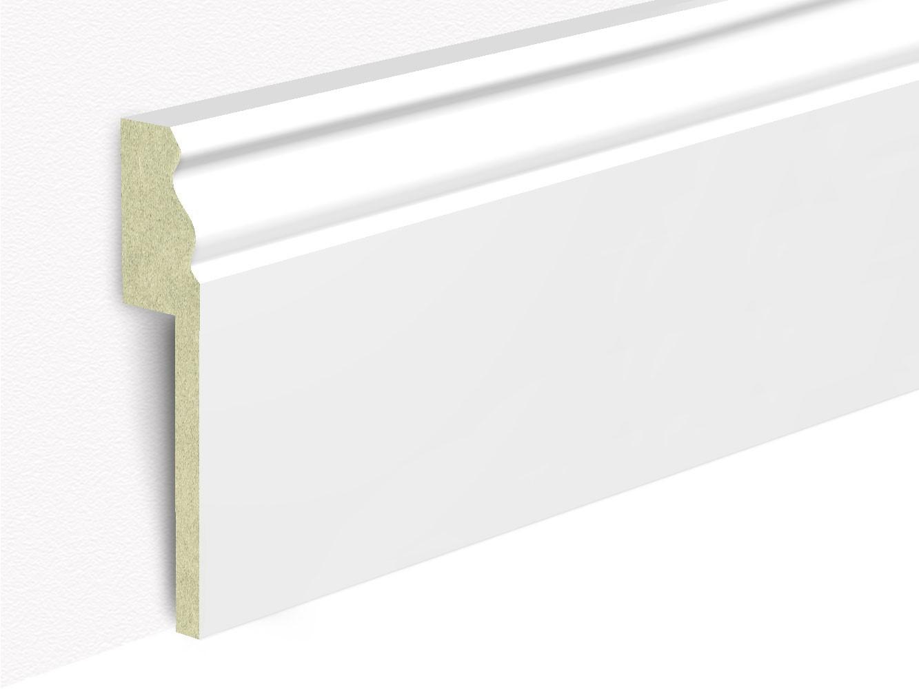 abdeckleiste f r fliesensockel hamburger profil feuchtraumgeeignet 19 x 100 x mm. Black Bedroom Furniture Sets. Home Design Ideas