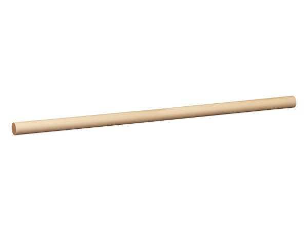 Rundstab Massivholz Kiefer roh (Ø10mm)