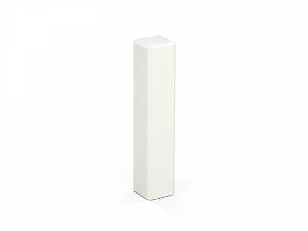 Eckturm 95 mm weiß